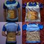 Camiseta Polera Compression Goku Vegeta Crossfit Reductoras