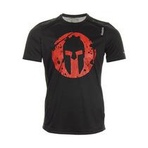 Poleras Camisetas Reebok Crossfit Sfm Ss Perform Black