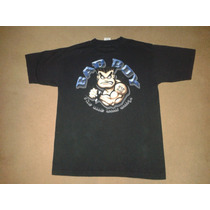 Polera Bad Boy, Golds Gym, Ufc, Mma, Tapout,ultimate Fighter
