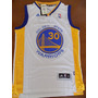 Stephen Curry N°30 Gsw Blanca - Camiseta Nba