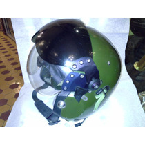 Casco Avion Hawker Hunter Bombardeo Moneda, Original Histori