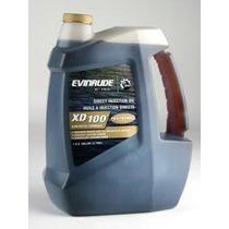 Evinrude Xd100 Aceite Sintetico Motores 2 Tiempos