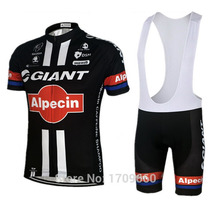 Conjunto De Ciclismo Team Giant Alpecin. Tricota Y Calzas