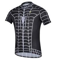 Polera Tricota Spiderman Negro Hombre Araña M