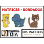 Cd 5500 Matrices Tarjetas Brother