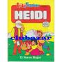 Revista Comics Heidi Tv Festival Nº2 Capitulo El Nuevo Hogar