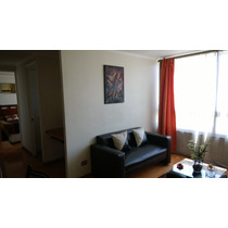 Departamento 1 Dormitorio Stgo-centro Mensual
