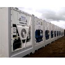 Contenedores Marítimos Refrigerados (reefer)