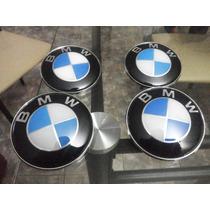 Emblemas Logos Bwm Capot Y Maletero