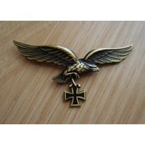 Piocha Aguila Con Cruz De Hierro