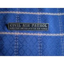 Placa Metalica Civil Air Patrol