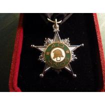 Medalla Bomberos 40 Años Con Estuche