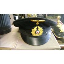 Replica Gorra Alemana De Marina Segunda Guerra.