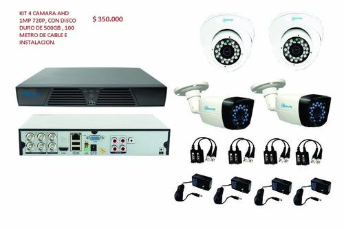 Instalacion De Camaras De Seguridad, Alarmas Gsm, Cercos Ele