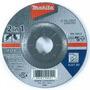 Makita Disco Abrasivo 2 En 1 A36t 115x3.2x22.23 (corte-desba