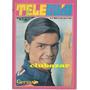 Gervasio Antigua Revista Teleguia Edición Chile Marzo 1969