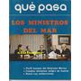 Antigua Revista Que Pasa Chile Almirante Merino Mayo 1974