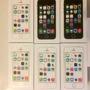 Apple Iphone 5s 32gb - Nuevos, Liberados