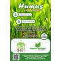 Humus Solido De Lombriz 1 Litro.