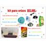 Kit N°9 Para Erizos De Tierra En Maipu