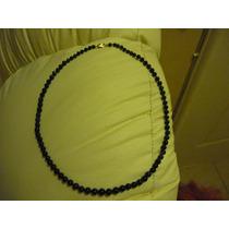 Collares De Solido Opalo Negro