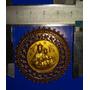 Medallón De Oro 18 Kilates