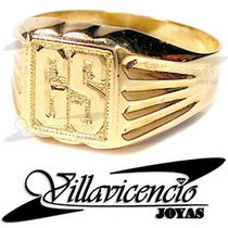 Anillo De Oro 18k 4.4 Gr Sello