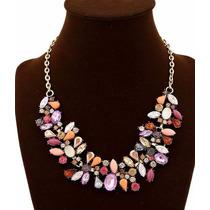 Collar Colores Cristal
