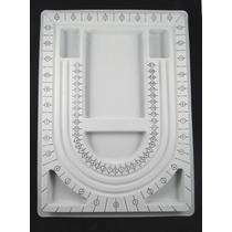 Base Para Diseño E Hilado Collares De Perlas Y Piedras
