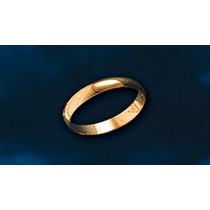 Argolla Matrimonio Oro 3mm-2,8gr