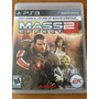 Mass Effect 2 - Ps3 -playstation 3