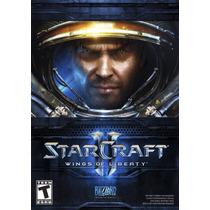 Starcraft 2 Wings Of Liberty - Gift Card Batt.net