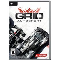 Grid Autosport Steam Gift Card