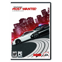 Need For Speed Most Wanted - Gift Card