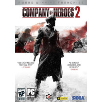 Company Of Heroes 2 Pc Gift Card Steam