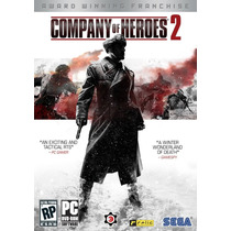 Company Of Heroes 2 Pc Steam Chile Oferta