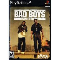 Ps2 Juego Bad Boys Miami Takedown Play 2