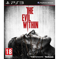 The Evil Within ( Ps3 ) - Original - Digital