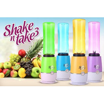 Batidora Licuadora Shake Personal, Shake *n Take 3 Colores
