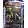 Baseball Firevision Bate 2 Pelotas C/luces Lentes Laser Nerf