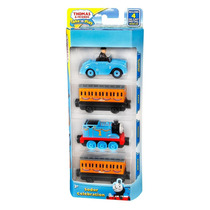 Thomas El Numero 1 - Pack De 4 Modelos De Trenes Take N Play