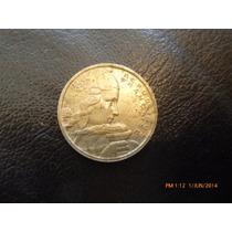 Moneda Francia 100 Francs 1955