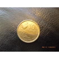 Moneda Francia 10 Francos 1952