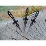 Cuchillos De Lanzamiento Kunai Estilo Hacha