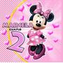 Kit Imprimible Minnie Mouse Cumpleaños Cotillón Infantil