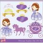 Kit Imprimible Princesa Sofia 2 Imagenes Clipart