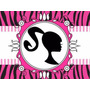 Kit Imprimible 1 Barbie Candy Bar Golosinas Y Mas