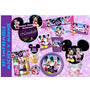 Kit Imprimible Mickey Mouse Y Minnie Mouse Tarjetas Candy #4