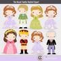 Kit Imprimible Princesa Sofia Imagenes Clipart