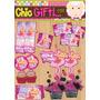 Kit Imprimible Barbie Zapatillas Magicas Barbie Pink #5
